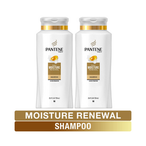 2 Bottles Of Pantene, Shampoo, Pro-V Daily Moisture Renewal for Dry Hair