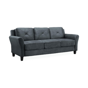 LifeStyle Solutions Harrington Sofa in Grey