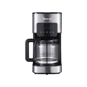 Magic Chef 12-Cup Coffee Maker in Stainless Steel