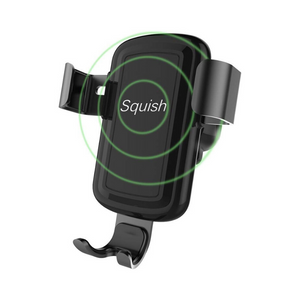 Qi Certified Wireless Charger Car Mount