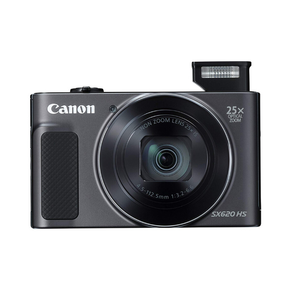 Canon PowerShot SX620 Digital Camera w/25x Optical Zoom - Wi-Fi & NFC Enabled