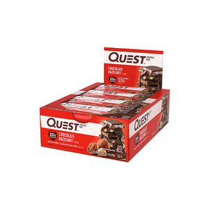 12 Pack Quest Nutrition Protein Bars