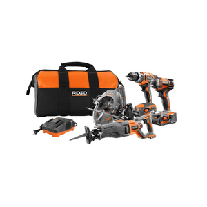 Up to 30% off Select RIDGID Power Tools and Workwear