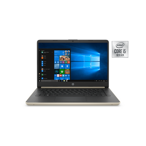 Hp 14″ Core i5 256GB SSD Laptop
