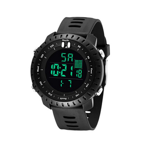 Waterproof Military Digital Sports Watch