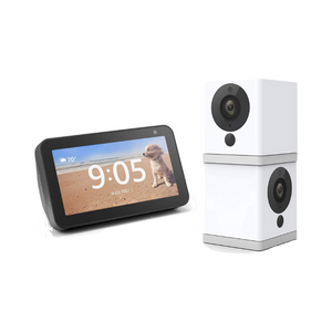 2 Wyze Cam Indoor Smart Home Cameras And An Echo Show 5