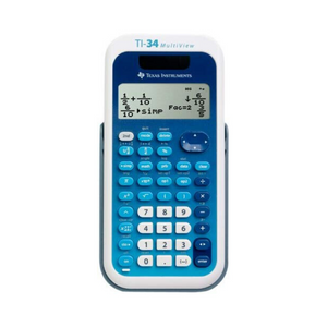 Texas Instruments MultiView Scientific Calculator