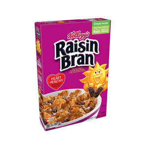 Kellogg's Raisin Bran, Breakfast Cereal