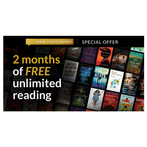 2 Months Of Kindle Unlimited FREE