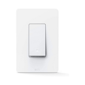 eufy Smart Light Switch, Works With Alexa And Google Assistant