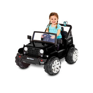 Kid Trax Fun Chaser 6V Battery Powered Ride-On