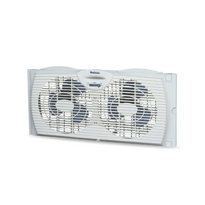 "Holmes 6"" Dual Blade Twin Window Fan"