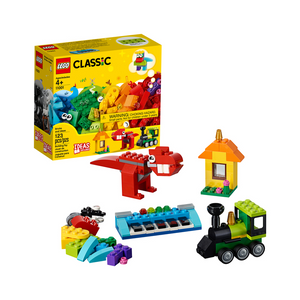 LEGO Classic Bricks and Ideas Building Kit (2019)