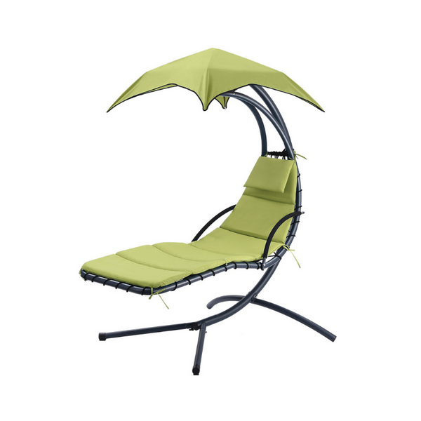 Rocking Sunshade Canopy Lounge Chair (4 Colors)