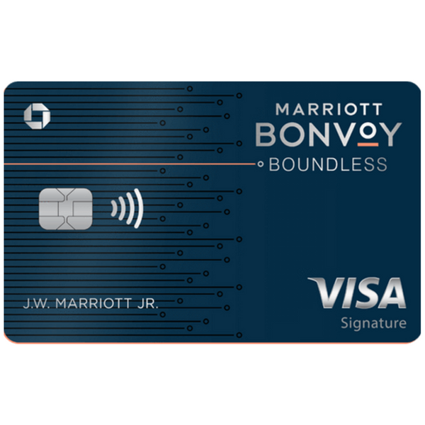 ENDS TONIGHT! Earn 100K Points with the Bonvoy Boundless Credit Card