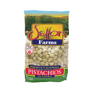 Setton Farms 2 Pound Bag Of Premium Dry Roasted Pistachios With Sea Salt