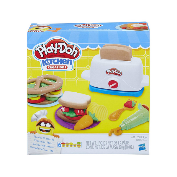 Play-Doh Sets: Kitchen Creations Toaster Creations or Playful Pies Set