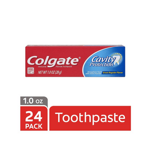 24 Colgate Cavity Protection Toothpaste