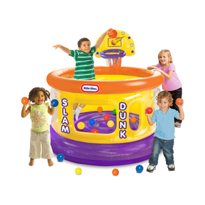Little Tikes Slam Dunk Big Ball Pit With Balls