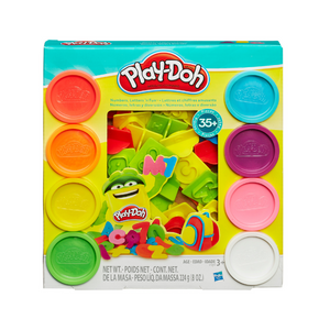 Play-Doh Numbers, Letters 'N Fun Set (8 Cans & 35 Molds)