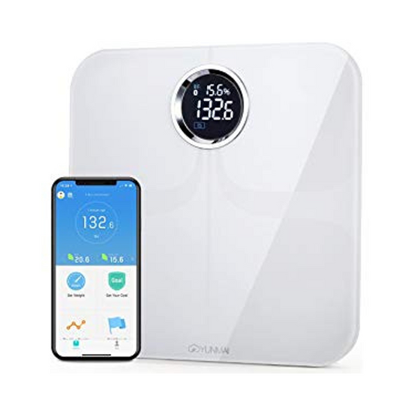 Save 39% on YUNMAI Smart Scales