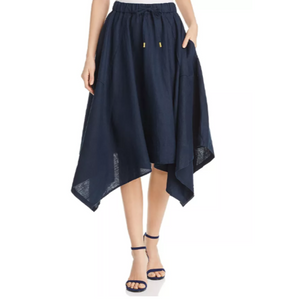 Women's Handkerchief-Hem Skirt