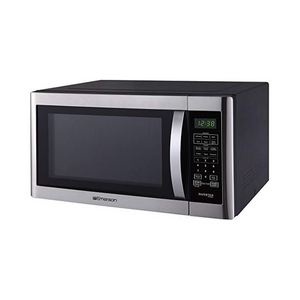 Emerson Countertop Stainless Steel Microwave Oven
