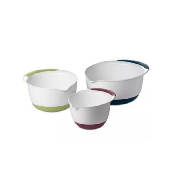 3-Piece OXO Good Grips Mixing Bowl Set
