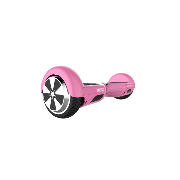 Pink Hoverboard Self-Balancing Scooter