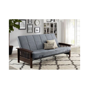Better Homes and Gardens Mission Wood Arm Futon