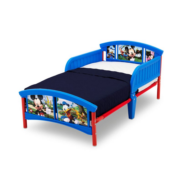Strange Delta Children Disney Plastic Toddler Bed Princess Or Mickey Onthecornerstone Fun Painted Chair Ideas Images Onthecornerstoneorg