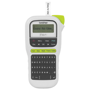 Brother P-touch Easy Portable Label Maker