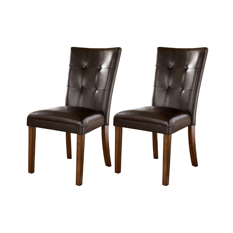 Set Of 2 Ashley Furniture Signature Design Lacey Dining Chairs Pzdeals