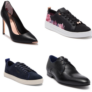 50% Off Mens And Womens Ted Baker Shoes