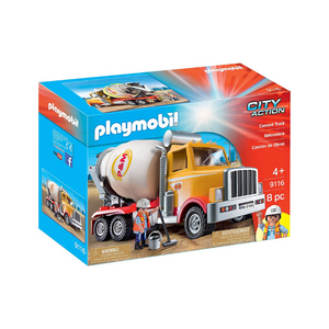 PLAYMOBIL Cement Truck