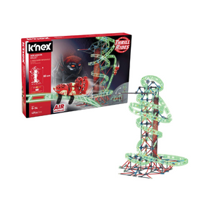 K'NEX Thrill Rides – Web Weaver Roller Coaster Building Set – 439 Pieces