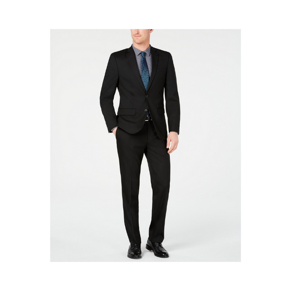 Tommy Hilfiger And Van Heusen Men's Slim-Fit Suits On Sale