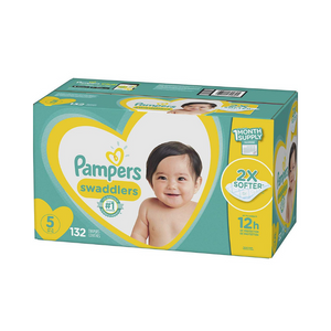 Targeted: Save Up To 70% On Pampers, Huggies, And Luvs Diapers