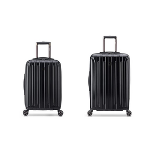 2-Piece Delsey Paris Titanium Spinner Luggage Set
