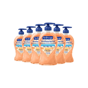 Dial And Softsoap Antibacterial Hand Soap On Sale