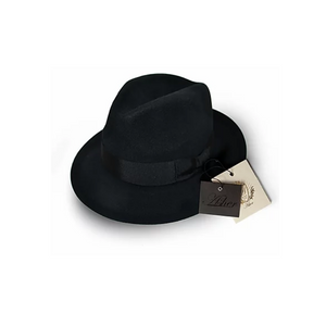 Save BIG on Your Next Black Hat! Presale of Asher New York Crushable Hats + Free Tie To All First Responders