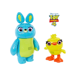 2-Piece Toy Story Disney/Pixar Interactive True Talkers (Bunny & Ducky)