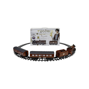 Lionel Hogwarts Express Battery-powered Model Train Set with Remote