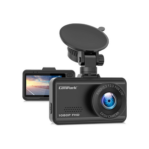 1080P Full HD Dash Cam With Loop Recording