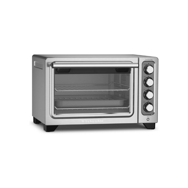 KitchenAid 12″ Compact Convection Countertop Oven