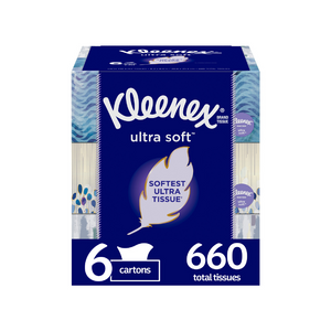 Kleenex And Puffs Tissues On Sale