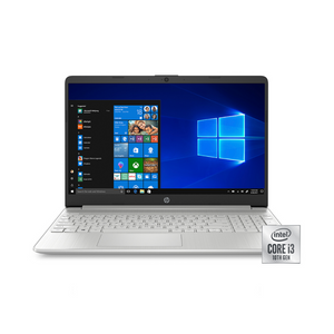 HP 15.6″ Core i3 128GB SSD Laptop