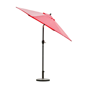 Patio Umbrella with Push Button Tilt/Crank (7 Colors)