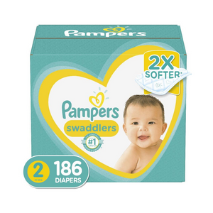 Pampers Swaddlers On Sale