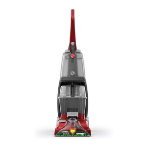 Hoover Power Scrub Deluxe Carpet Cleaner Machine, Upright Shampooer,